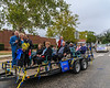 Getting Ready for the Homecoming Parade