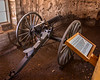 Fort Davis Gatling Gun