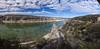 Pecos River Panorama