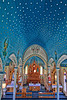 Ceiling and Altar of Sts. Cyril and Methodius Church