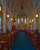 St  Mary's Interior Fredericksburg
