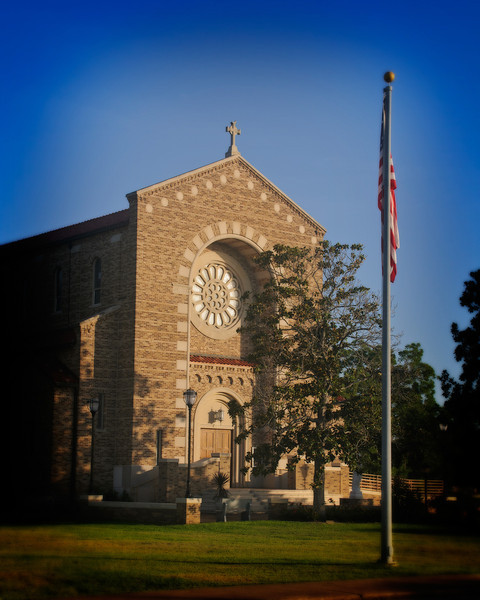 Bayside Church at Sunrise
