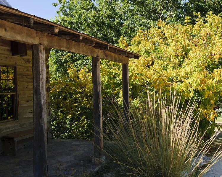 Auld House Front Porch