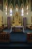 St  Mary's Altar Fredericksburg