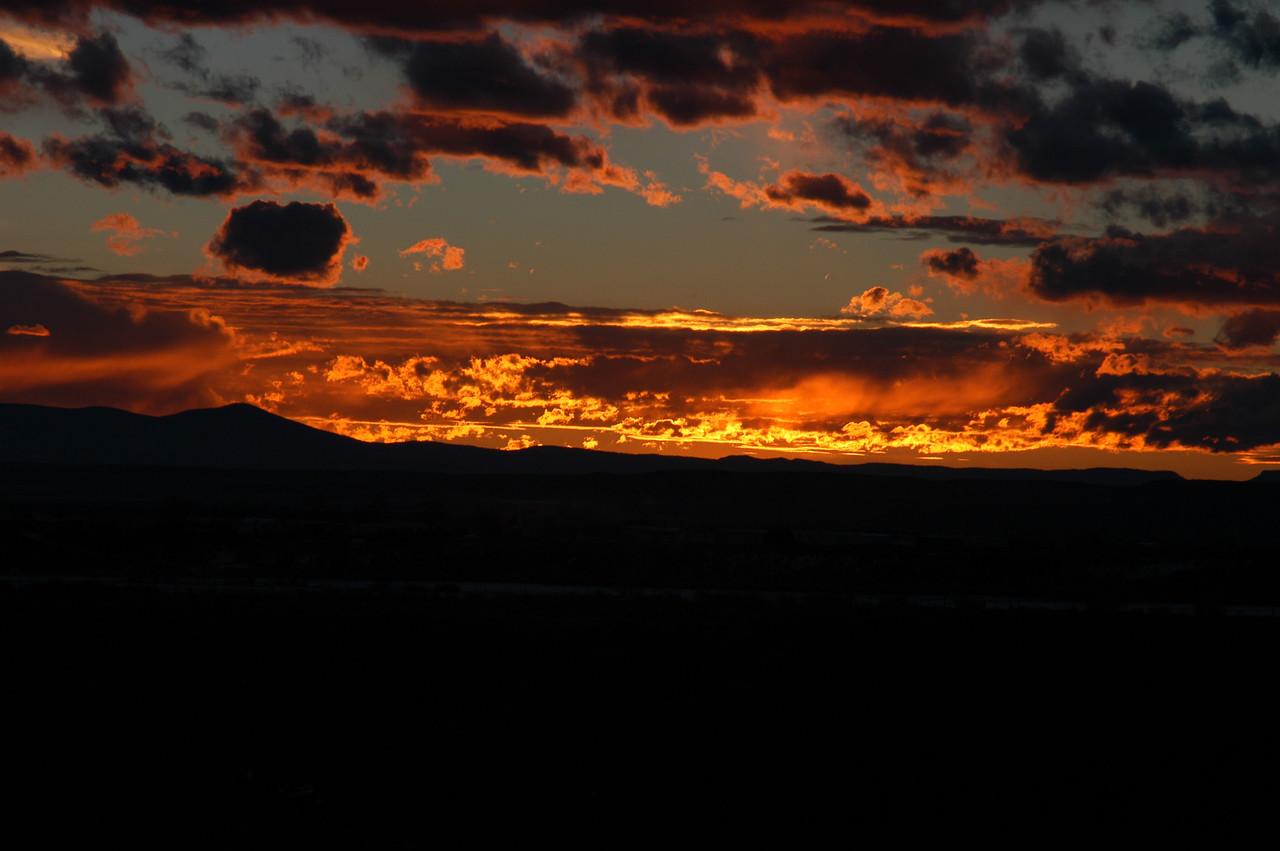 Sangre de Cristo Mountains, NM