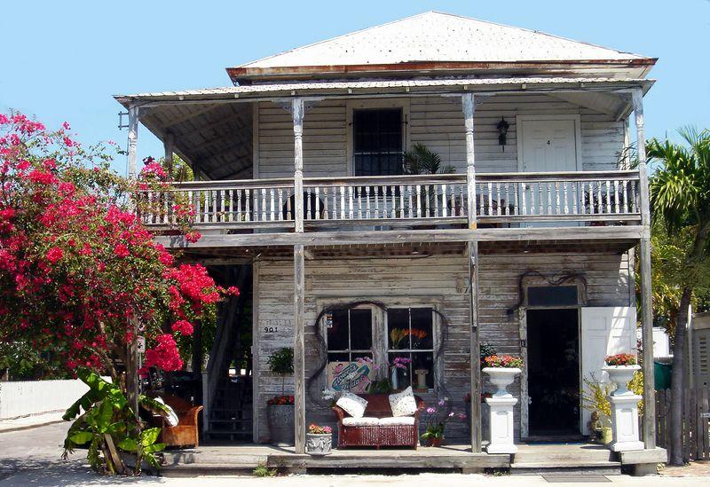 Flower Shop In Key WEst, Florida