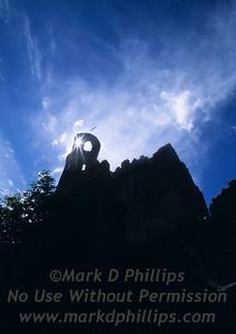 Blarney Castle in Ireland 1999
