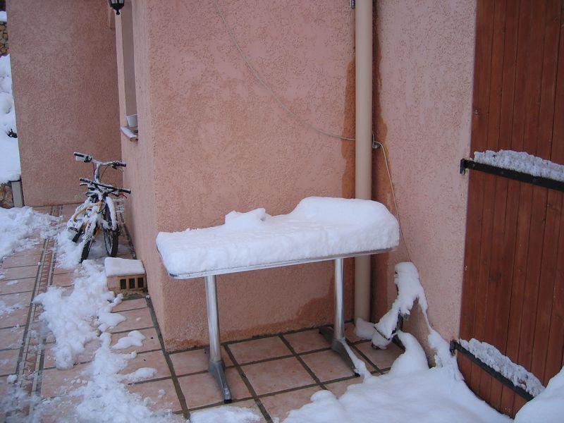 St Jeannet snow 28/02/05