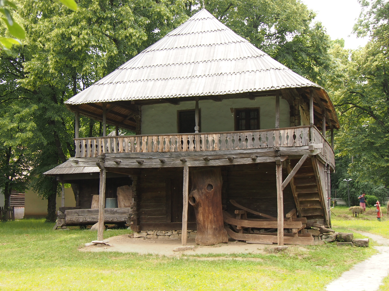 Dimitrie Gusti National Village Museum