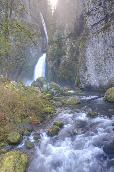 Wahclella Falls, Columbia Gorge, OR
