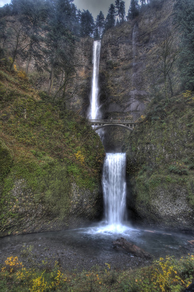 Multnomah Falls, Columbia Gorge