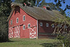Red Barn, Finely Wildlife Refuge, Corvallis, OR