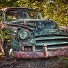 Old Chevy - Door County, Wisconsin