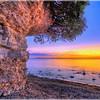 Sunrise at Europe Bay - Door County Wisconsin