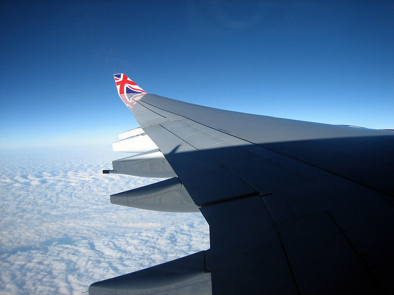 Views from the port side of a Virgin Atlantic Airbus A340. This must have been shot somewhere over the Russian Continent