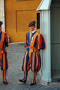 Vatican Guards -Vatican City