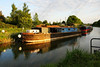 """2045-Boats in a canal in central Ireland <a href=""""http://www.cwcphotography.com/gallery/1199387"""">(8x12)</a>"""