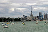 "2370-Boats along the shore of Auckland, New Zealand (Sky Tower in the back) <a href=""http://www.cwcphotography.com/gallery/1199387"">(8x12)</a>"