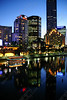 "2060-The Yarra River in Melbourne, Australia at dusk <a href=""http://www.cwcphotography.com/gallery/1199387"">(8x12)</a>"