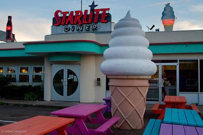 The Starlite Diner.