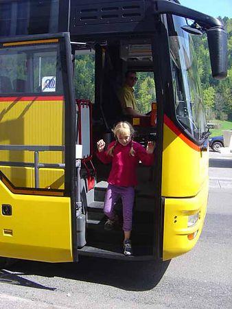 Switzerland: Life at Le Plâne - Merial's Day