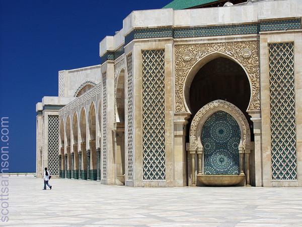 Around the world - Morocco