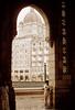Bombai Gate and Taj Hotel - India