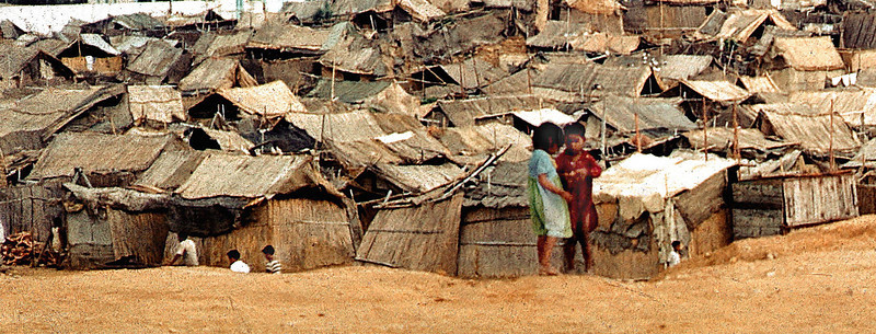 Refugee camp - Pakistan