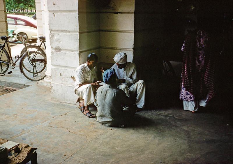 The scribe - Bombai