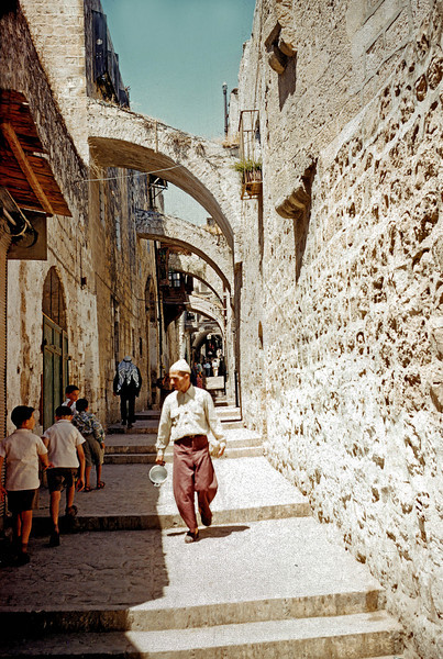 Via Dolarosa - Jerusalem