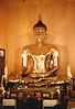 Gold Buddha - Thailand