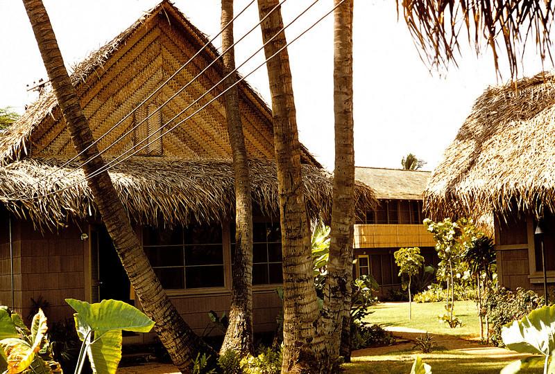 The original Hawaiian Village Hotel