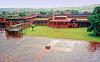 Fatehpur Sikri Parcheesi board
