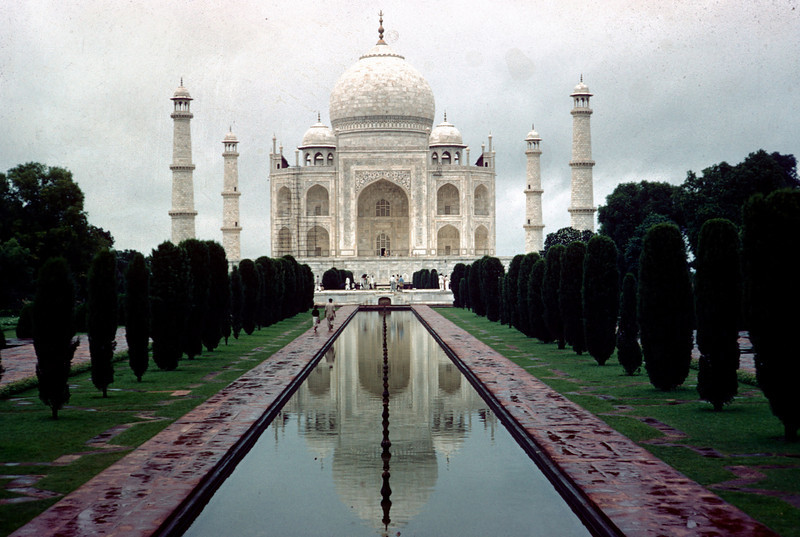 Taj long view