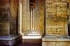 St. Peter's columns - Rome