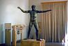 Early bronze Statue - Greece