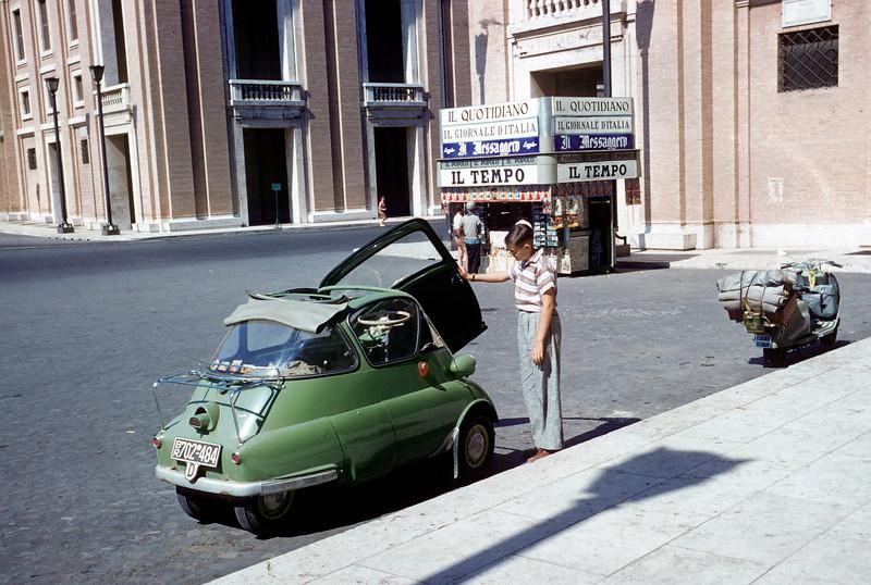 Isetta - Rome