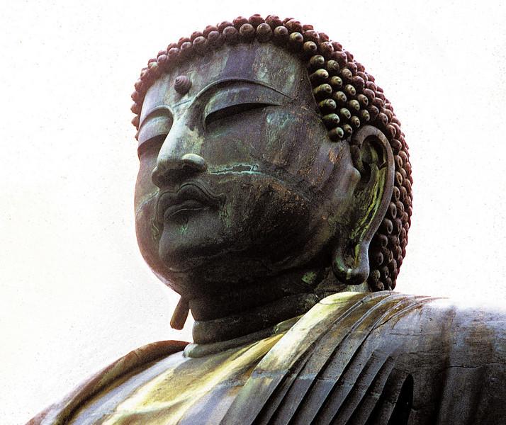 Kamakuri Buddah - Japan