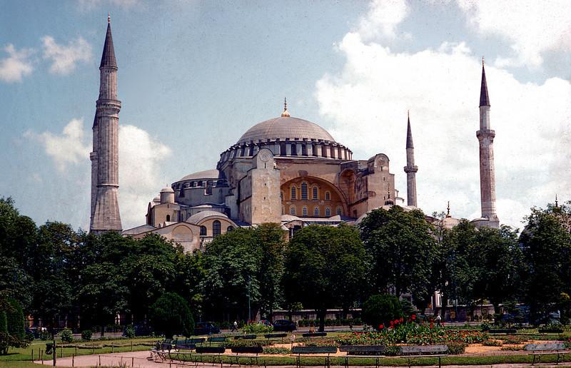 Sophia Mosque - Instanbul