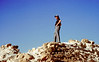 "My father ""the archeologist"" - Kumran - Lebanon"