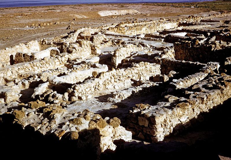 Kumran Ruins - Lebanon