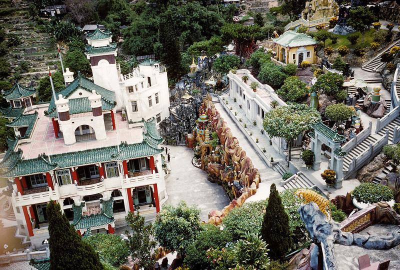 Tiger Balm Gardens - Hong Kong