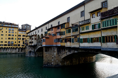 the old bridge, Firenze