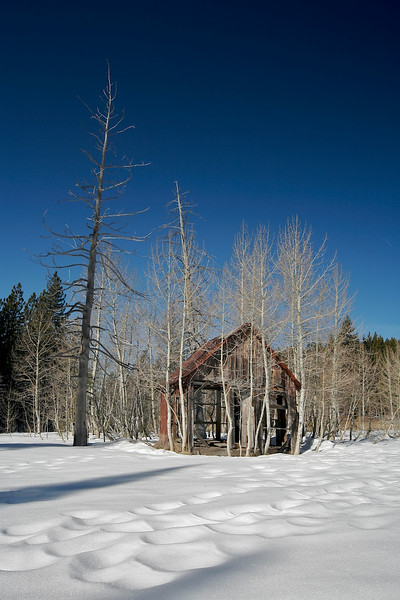 Old House, Lake Tahoe