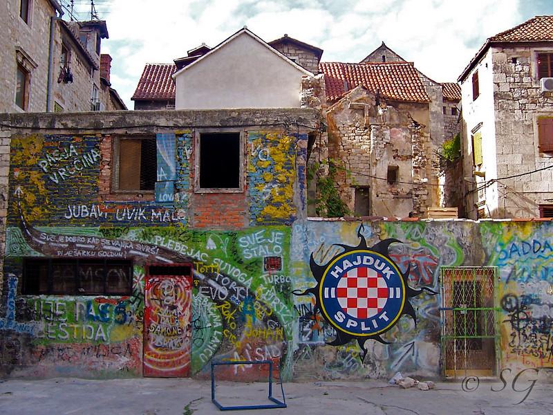 Split, Coratia