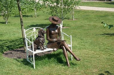 Woburn Abbey sculpture