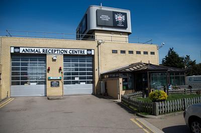 The Animal Reception Centre, Heathrow
