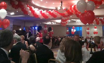 St Georges Ball, Bedford