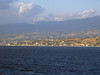 Straits of Mesina divide Italy from Sicily