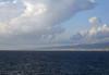 Cruising toward the Straits of Mesina